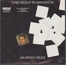 "7"" Murray Head One Night In Bangkok / Merano 80`s RCA PB 68 240"