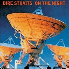 DIRE STRAITS ON THE NIGHT REMASTERED CD NEW