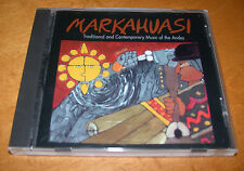 Markahuasi Music Of The Andes CD Peru Bolivia Ecuador San Francisco Charango