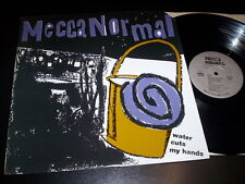 "Mecca Normal ‎""Water Cuts My Hands"" LP Matador ‎– OLE 011-1 Usa 1990"