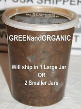BUY3 GET1 FREE 2 POUND Jar African Black Soap ORGANIC Natural RAW Paste 32oz Lb