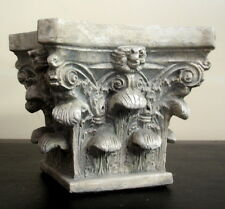 Corinthian Greek Roman Column Art Table Top Pedestal Riser Sculpture 33057