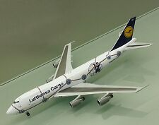 Witty Wings Apollo 1/400 Lufthansa Cargo Boeing 747-200F D-ABZF die cast model