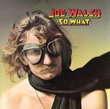 Joe Walsh - So What [CD New]