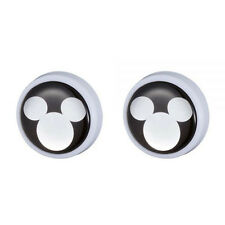 New DISNEY Mickey Mouse Number Plate Screws Bolts Caps Car Accessories - Head W