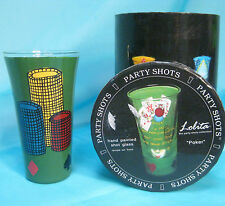 LOLITA Shot Glasses Party Shots - Poker