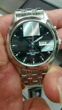50MM ORIENT MEN' AUTOMATIC WATCH. 3 ***STAR.BLACK DIAL COLOR FECETED CRYSTAL.