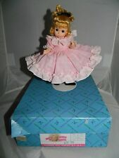 "VINTAGE Madame Alexander 8"" Doll Little Women AMY #405"