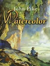 Dover Art Instruction: Watercolor by John Pike (2006, Paperback)