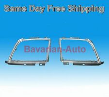 Mercedes W129 SL320 SL500 Headlight Door Set Left+Right  R129 BMP0359/0459