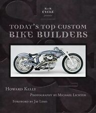 S&S Cycle Presents Today's Top Custom Bike Builders-ExLibrary