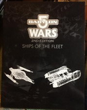 Babylon 5 Wars: Ships of the Fleet - NM