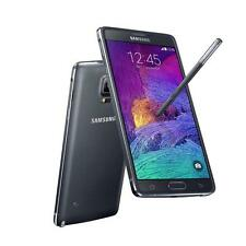SPRINT SAMSUNG GALAXY NOTE 4 SM-910P 32GB 4G LTE BLACK