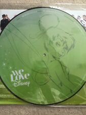 WE LOVE DISNEY 2 X LP VINYL NEW PICTURE DISC - NE YO JESSIE J JASON DERULO ETC