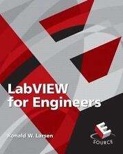 NEW - LabVIEW for Engineers by Larsen, Ronald W.