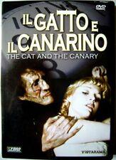 Dvd Il Gatto e il Canarino di Radley Metzger 1978 Usato raro fuori catalogo