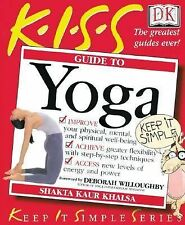 NEW! Guide to Yoga by Shakta Kaur Khalsa 2001 Paperback, Illustrated, Germany