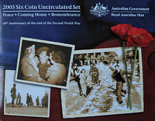 2005 Royal Australian Mint Uncirculated Coin Set
