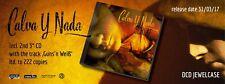 """CALVA Y NADA Schlaf CD + 3"""" Bonus CD 2017 LTD.222 (VÖ 31.03)"""