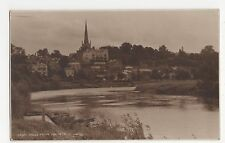 Ross from The Wye, Judges 3436 Postcard, A880