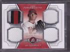2012 Topps Museum Collection Primary Pieces Quad Jersey #IK Ian Kennedy 55/99