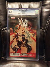 ALL NEW X-MEN SPECIAL # 1 CGC 9.8. MARVEL NOW!