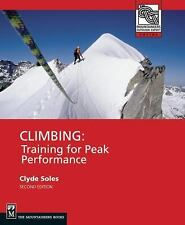 Climbing: Training for Peak Performance Mountaineers Outdoor Expert