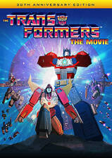 Transformers: The Movie (30th Anniversary Edition) DVD free shipping