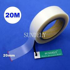 20m - 20mm Wide Seam Sealing Tape - 2 Layer for Waterproof PU Coated Fabrics