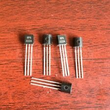 100pcs Transistor MPS2222A  MPS2222 NPN TO-92 Package
