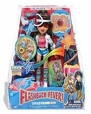 Bratz FLASHBACK FEVER Doll Collection 80's Roller-Boogie YASMIN Collectible NEW