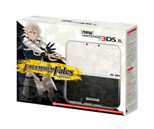 New Nintendo New 3DS XL Fire Emblem Fates Special Edition Console System White