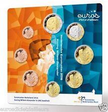 Série 1 Cent à 2 Euro PAYS-BAS 2016 - 15 000 exemplaires seulement