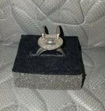 Star Trek x RockLove Sterling Dock Ring Size 9