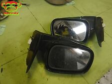 94 95 96 97 HONDA ACCORD POWER EXTERIOR MIRROR SET PAIR OEM 4DR GREEN