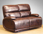 Barcalounger Hudson II Casual Comfort Power LoveSeat Sofa Vermont BART Leather