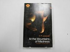 At the Mountains of Madness by H. P. Lovecraft! (1971, Beagle)! Arkham Edition!
