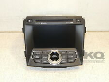 2011 Hyundai Sonata Navigation Display Screen Bluetooth CD Player Receiver OEM