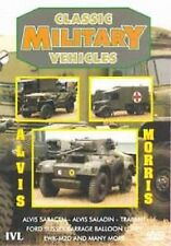 CLASSIC MILITARY VEHICLES  - DVD - FREE POST IN UK