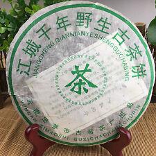 2003yr Yunnan Jiangcheng One Thousand Wild Ancient Puerh Tea/Raw/Sheng/357g/Cake
