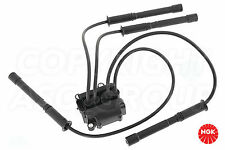 New NGK Ignition Coil For RENAULT Kangoo MK 1 Phase 1 1.2 MPV 2002-03