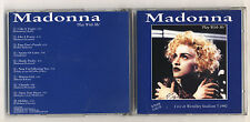 Cd MADONNA Play with me  Live at Wembley Stadium 7-1990 - Made in Italy 1994
