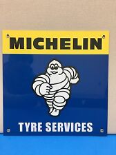 michelin man Tires Reproduction Advertising Garage Sign