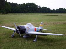 Mitsubishi A6M Zero ARF 1.700mm Yuki Seagull Bausatz bespannt Warbird