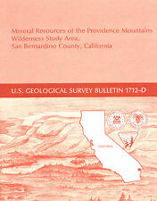 Mojave Desert, Providence Mountains, UNTAPPED gold, near Baker, Calif., SCARCE