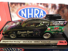 AUTO WORLD ~ Bob Bode STUPID FAST RACING Funny Car ~ FITS AFX, AW, JL