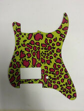 Pick Guard for your Fender Stratocaster - Strat - Custom Painted - Green Sludge