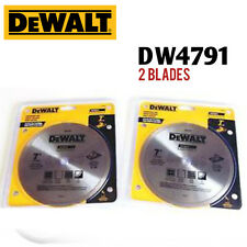 "DeWalt DW4791 7"" High Performance Continuous Rim Diamond Tile Saw Blades (2X)"