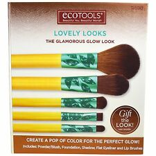 EC51 Ecotools Lovely Looks Brush Set, 5 Piece Makeup Brushes Set Make up Tools