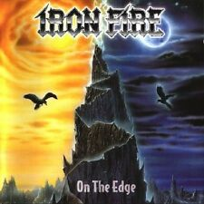IRON FIRE - On The Edge CD